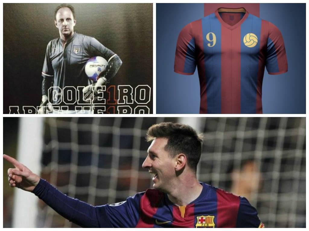 más tarde gran selección Excelente calidad Camisas vintage, uniforme da despedida de Rogério e vitória ...