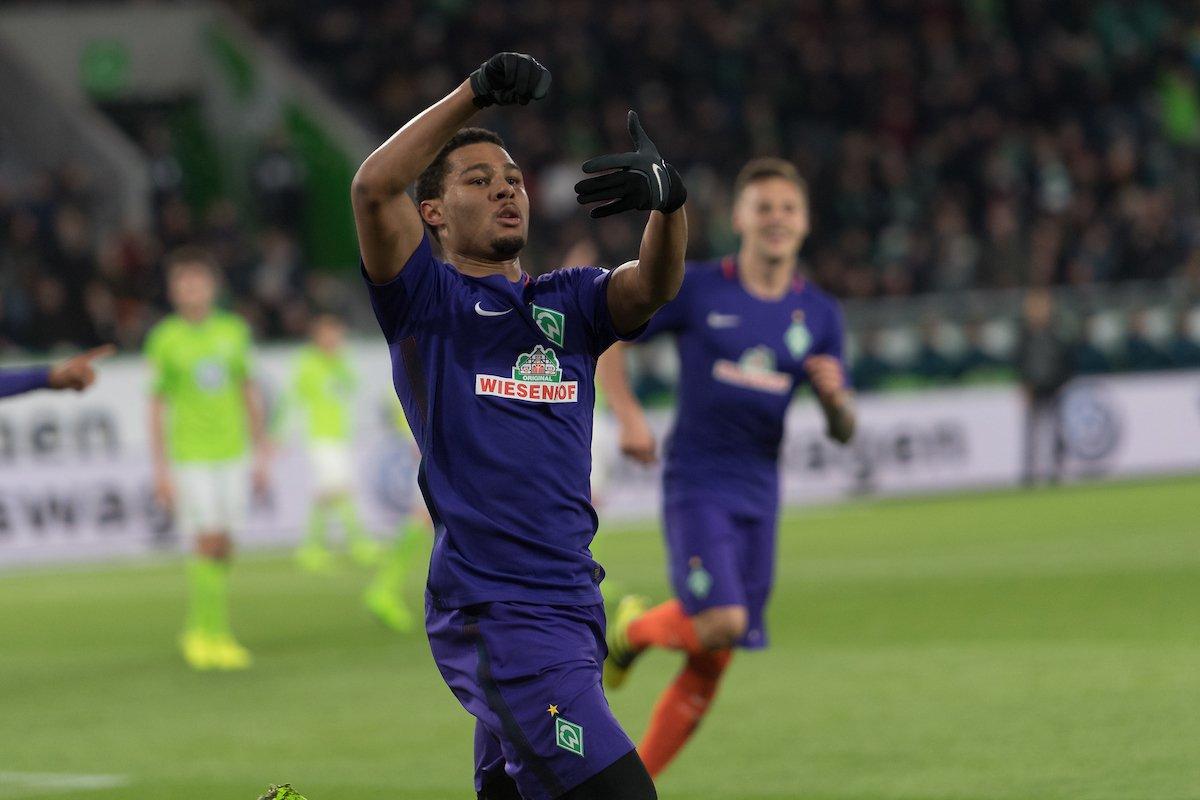 Reprodução / Twitter / Werder Bremen