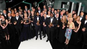 Reprodução Facebook BAFTA