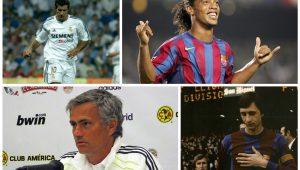 Montagem sobre FC Barcelona/Real Madrid FC/WikiMedia/Facebook