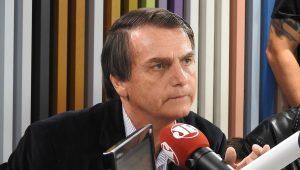 Candidato à Presidência Jair Bolsonaro é o convidado do Pânico desta segunda-feira