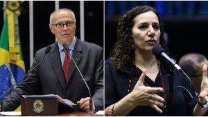 Jefferson Rudy/Agência Senado e Antônio Augusto/Agência Câmara