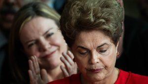 Sugiro que enviem à região dominada pelo EI a dupla Dilma e Gleisi