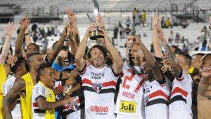 Campeão em 2017, São Paulo voltará a disputar a Florida Cup no ano que vem