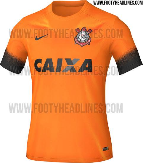 e36db31e87529 Imagem da nova camisa do Corinthians vazou na Internet e deve ser homenagem  ao Terrão