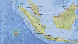 EFE/Us Geological Survey