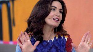 """Fátima Bernardes comenta novo casamento de Bonner: """"não mexe comigo"""""""
