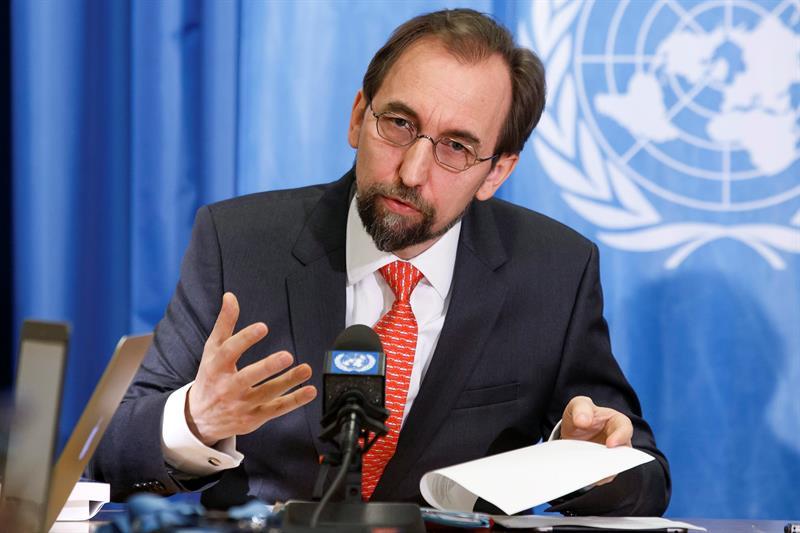 ONU se diz preocupada com uso de forças armadas para combate ao crime no Rio