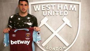 Reprodução / Instagram / West Ham