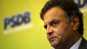 Executiva Nacional do PSDB rejeita expulsão de Aécio