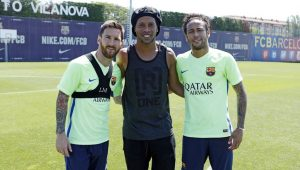 Reprodução / Twitter / FC Barcelona