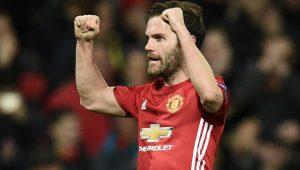 Manchester United anuncia renovação de contrato de Mata por dois anos