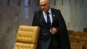 Moraes quer que órgãos opinem se R$ 800 mi de multa da Petrobras devem ir para a Amazônia