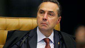 Sessão do Supremo tem barraco entre Barroso e Gilmar