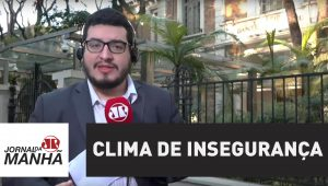 Clima de insegurança nas redondezas do colégio Dante Alighieri