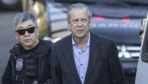 Dias Toffoli nega pedido de Dirceu para evitar prisão na Lava Jato