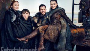 Elenco de 'Game of Thrones' tem grupo no WhatsApp; veja quem é o mais ativo