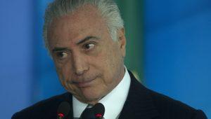 Liderada por Temer, quadrilha recebeu R$ 1,8 bilhão em propinas