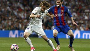 Barcelona x Real Madrid é adiado pela Federação Espanhola