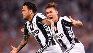 Reprodução-Twitter Juventus FC