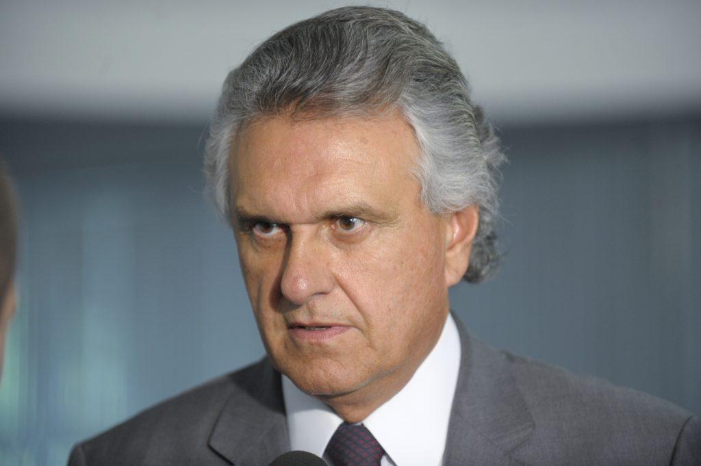 Resultado de imagem para governador Ronaldo Caiado