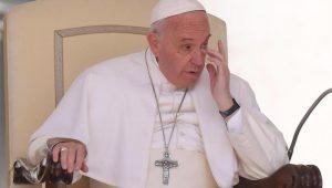 Papa mostra preocupação com situação na Nicarágua e pede fim da violência