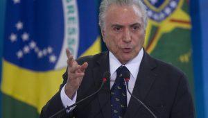 A polêmica intervenção federal no Rio de Janeiro: sinais de que Temer será candidato?
