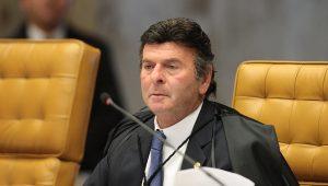 Fux envia para Câmara de Conciliação ação sobre auxílio-moradia de juízes