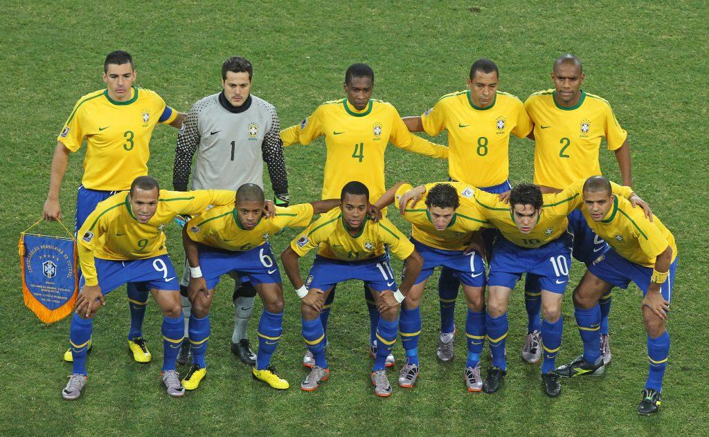 682a483d0bfc5 Seleção Brasileira de 2010  Lúcio ...