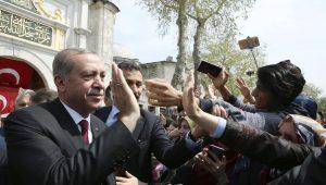 EFE/Turkish President Press Office