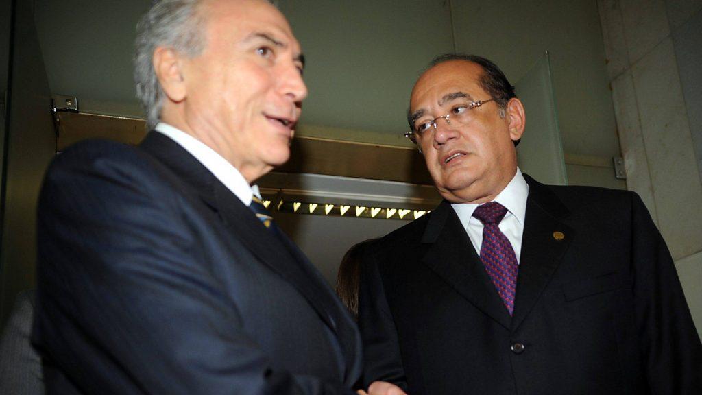 Gilmar Mendes acredita na queda do foro privilegiado irrestrito
