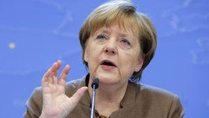 Países europeus concordaram que devem dividir encargos de imigração, diz Merkel