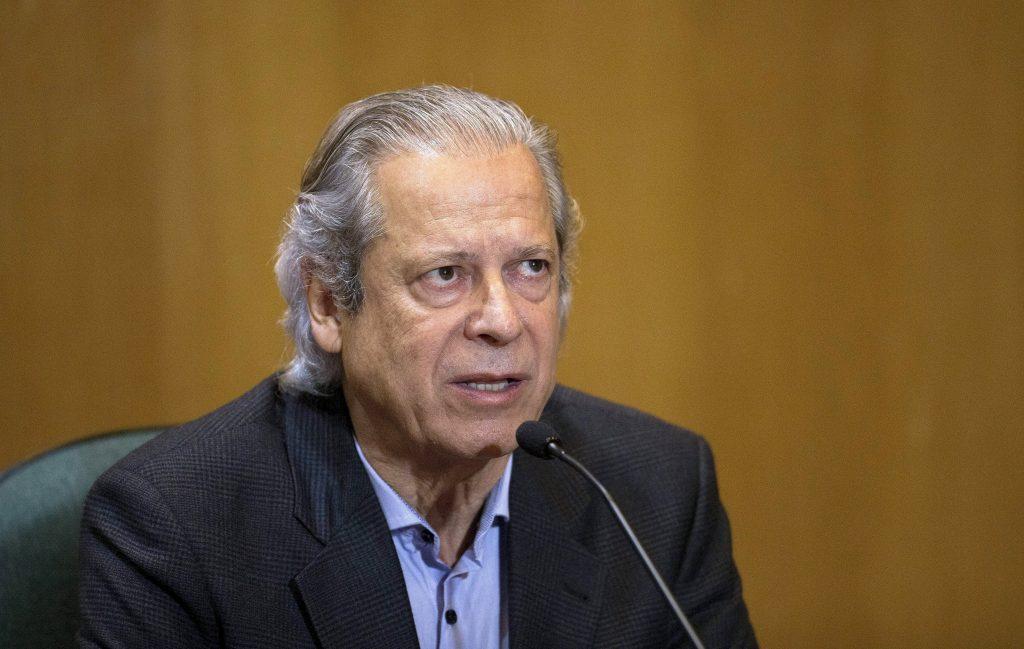 Moro decide que Dirceu deve ir à Curitiba para colocar tornozeleira
