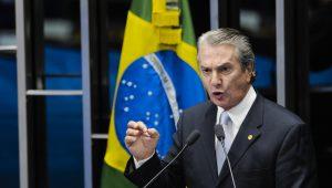 Collor responderá ação penal aberta pelo STF sobre propina na BR Distribuidora