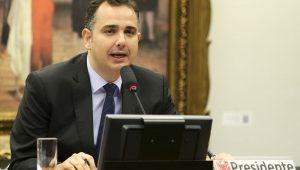 Rodrigo Pacheco comunica saída do MDB para disputar governo mineiro pelo DEM