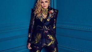 """Madonna divulga trecho de letra de sua nova música """"Beautiful Game"""""""