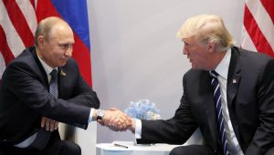 Rússia: Trump sugere fazer visita recíproca a Moscou
