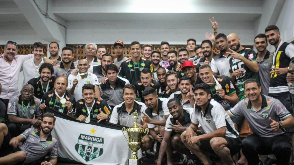 Reprodução / Facebook / Maringá FC