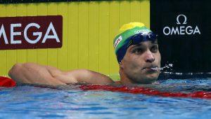 Aos 39 anos, Nicholas Santos é bronze e fatura a 3ª medalha seguida em Mundiais
