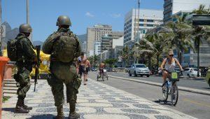 Governo precisa dar respaldo jurídico aos militares