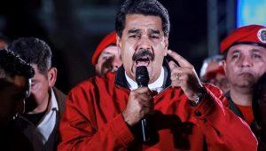Maduro rompe com EUA e dá 72 horas para delegação abandonar a Venezuela