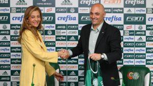 Conselho do Palmeiras aprova mudança que é uma vitória do presidente e de Leila Pereira