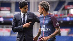 Bilionário presidente do PSG pode ser punido pela Fifa por irregularidades em transferências de jogadores