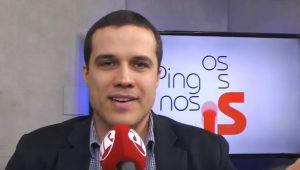 Felipe Moura Brasil: Congresso anti-Lava Jato atrasa fim do foro e redução da idade penal