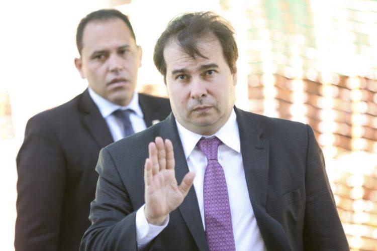 Câmara instalará observatório para fiscalizar ações do governo na Segurança — Maia