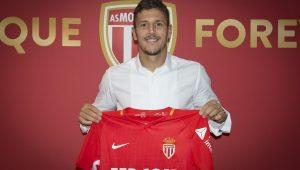 Reprodução / Twitter / AS Monaco