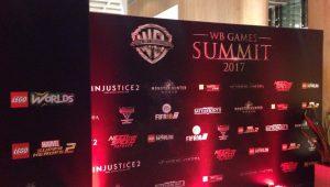 Confira os últimos games lançados na WB Games Sumit 2017