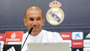 """Cutucada? Zidane afirma que Simeone é melhor """"treinador do que jogador"""""""