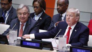 ONU e Rússia apelam a EUA que reconsiderem saída de Conselho de Direitos Humanos