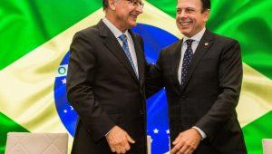 Doria faz série de críticas a Alckmin